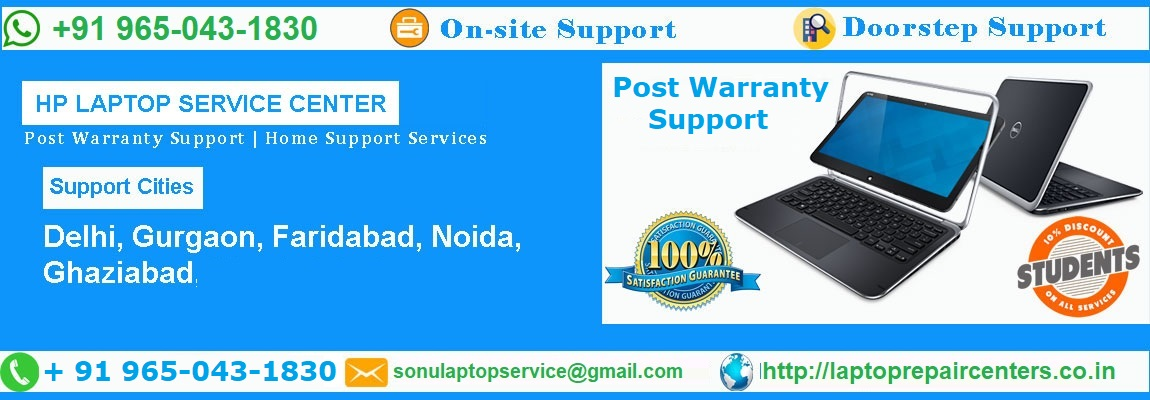 HP Service Center In Greater Noida